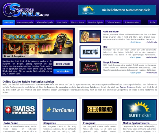 casinospiele gratis